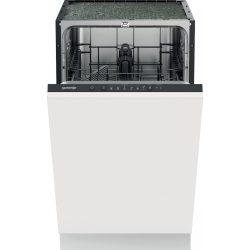 Gorenje GV52040 beépíthető mosogatógép