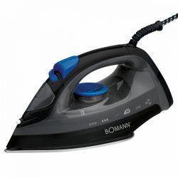 Bomann DB 6003 CB fekete-kék vasaló
