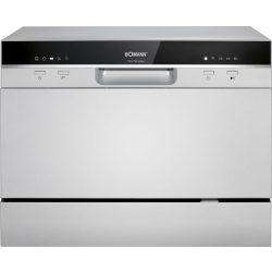 Bomann TSG 708 Silver asztali mosogatógép