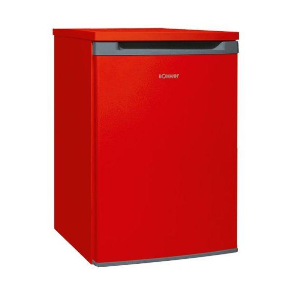 Bomann VS 354 Red hűtőszekrény