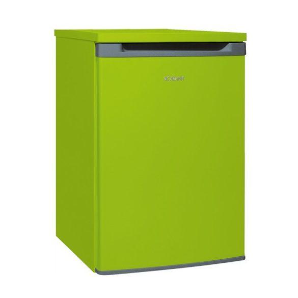 Bomann VS 354 green hűtőszekrény