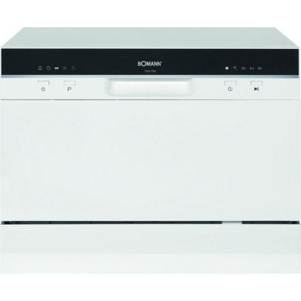 Bomann TSG 708 White asztali mosogatógép