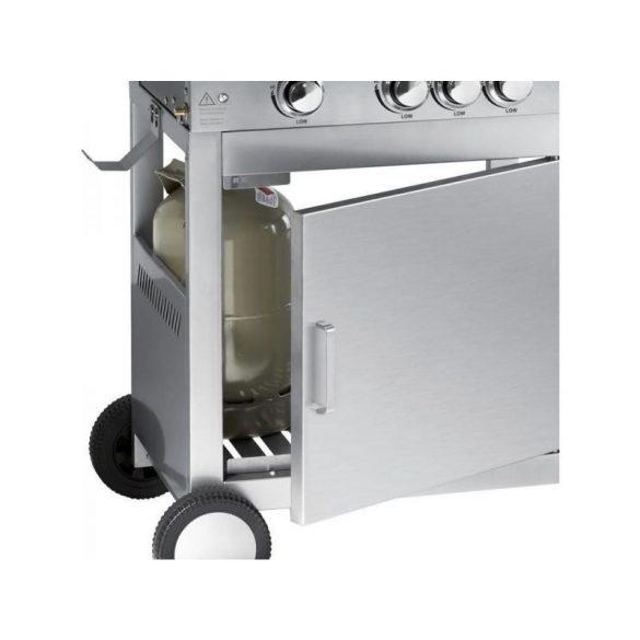 ProfiCook PC-GG 1058  grill, görgős gázgrill