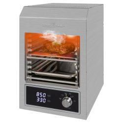 ProfiCook PC-EBG 1201 inox elektromos grill