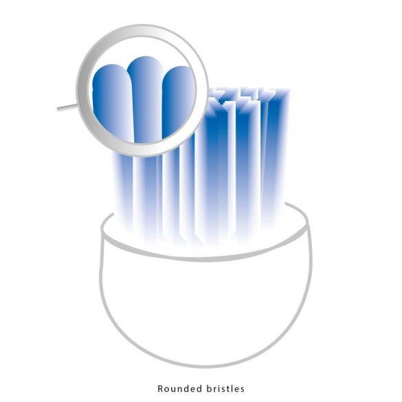 ProfiCare PC-EZS 3000 fehér elektromos fogkefe