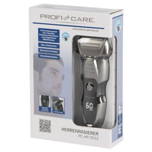 ProfiCare PC-HR 3012 anthrazit borotva, férfi