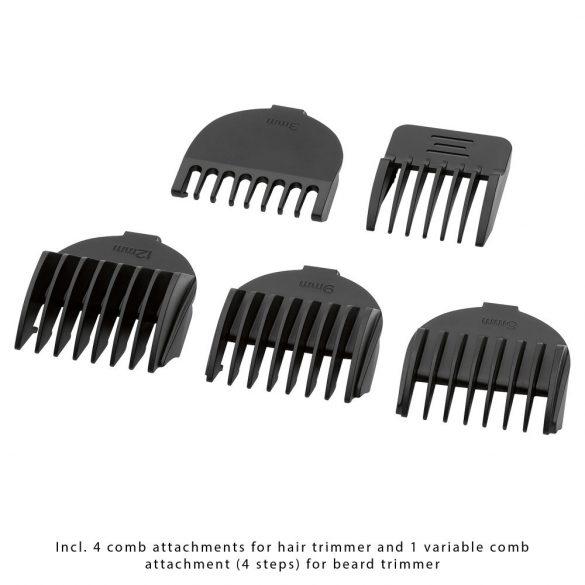ProfiCare PC-BHT 3014 fekete hajnyíró szett
