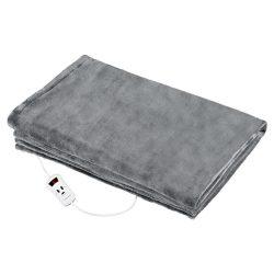 ProfiCare PC-WZD 3061 szürke elektromos takaró
