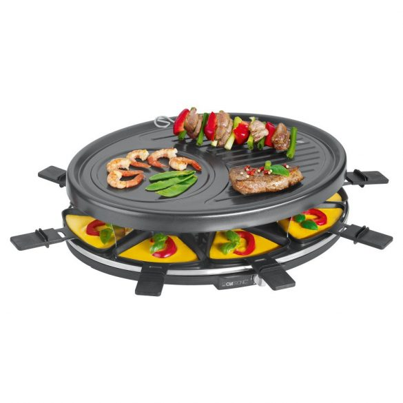 Clatronic RG 3517 fekete raclette grill