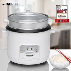 Clatronic RK 3566 fehér 700W 2 in 1 rizsfőző