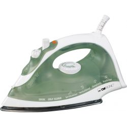 Clatronic DB 3105 fehér-zöld 2000W vasaló