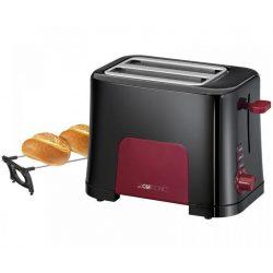 Clatronic TA 3551 fekete-rot kenyérpirító