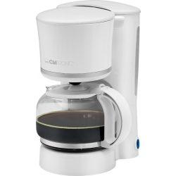 Clatronic KA 3555 fehér-ezüst 870W kávéfőző