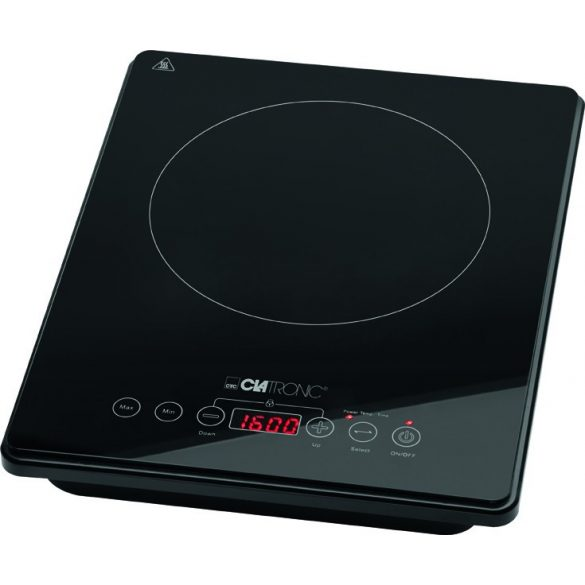 Clatronic EKI 3569 fekete 2000W indukciós főzőlap