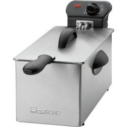 Clatronic FR 3586 inox 3L 2000W olajsütő