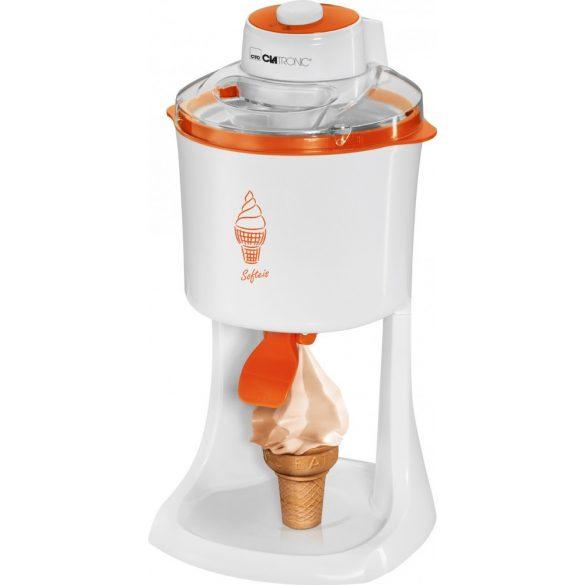 Clatronic ICM 3594 fehér-orange fagylalt készítő