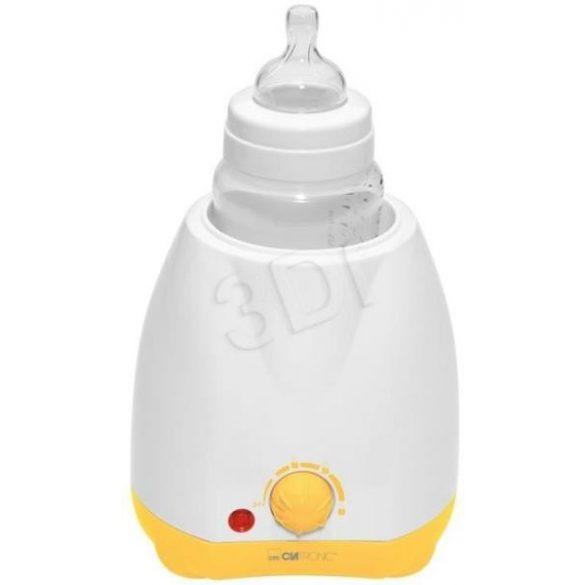 Clatronic BKW 3615 fehér-gelb Bébiétel melegítő