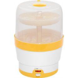 Clatronic BFS 3616 fehér-gelb 6 Flaschen Sterilizáló