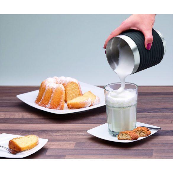 Clatronic MS 3654 soft touch fekete tejhabosító