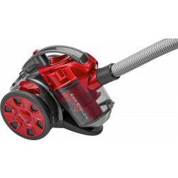 Clatronic BS 1308 anthrazit-piros 700W A porzsák nélküli porszívó