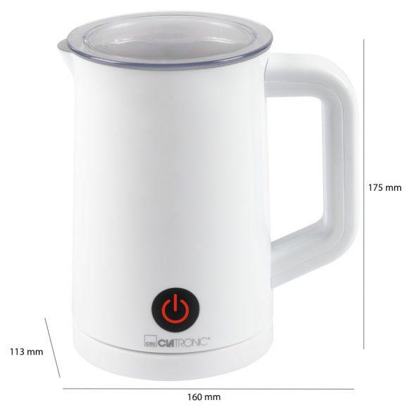 Clatronic MS 3693 fehér tejhabosító