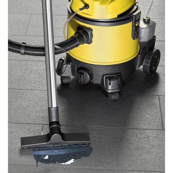 Clatronic BSS 1309 gelb-fekete 1200W száraz-vizes, porzsák nélküli takarítógép