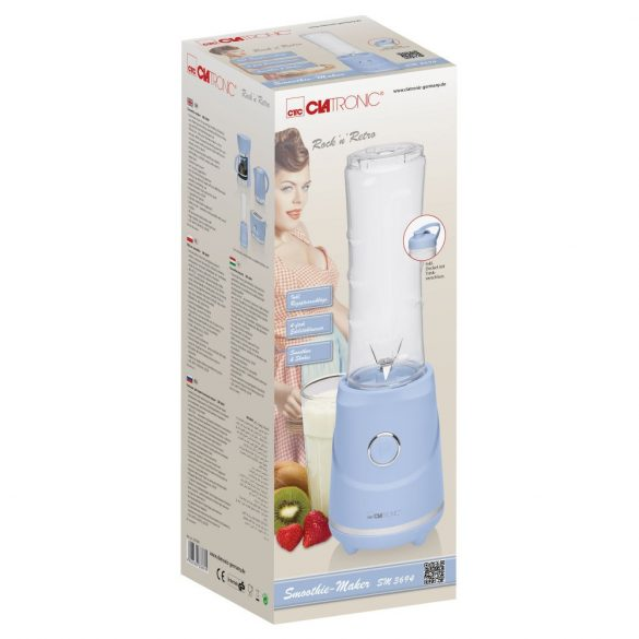 Clatronic SM 3694 kék smothie mixer
