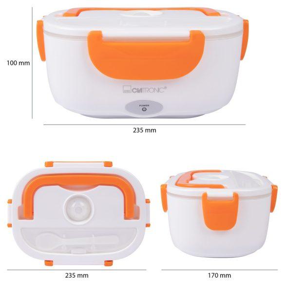 Clatronic LB 3719 fehér-narancs Elektromos ételtartó