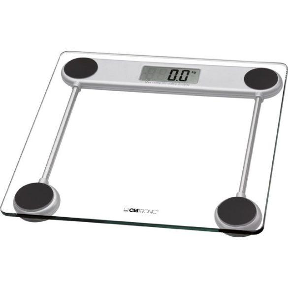 Clatronic PW 3368 Glas LCD személymérleg