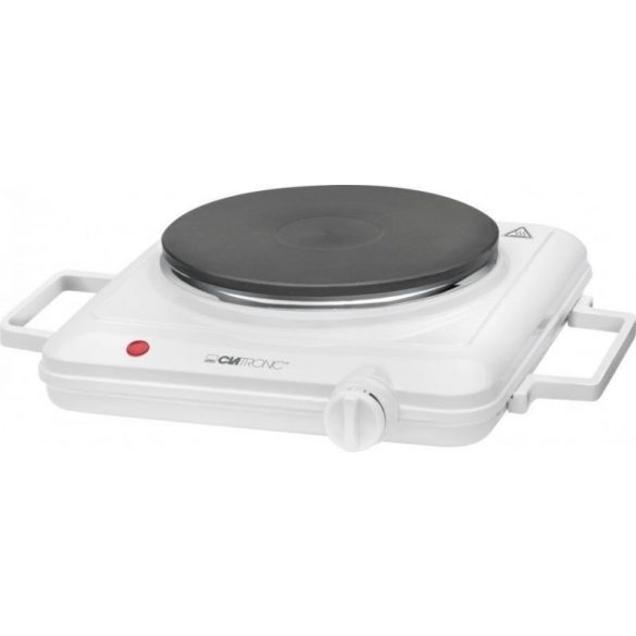 Clatronic EKP 3582 fehér 1500W elektromos főzőlap