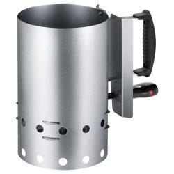Clatronic EGA 3662 inox 600 W elektromos szén begyújtó