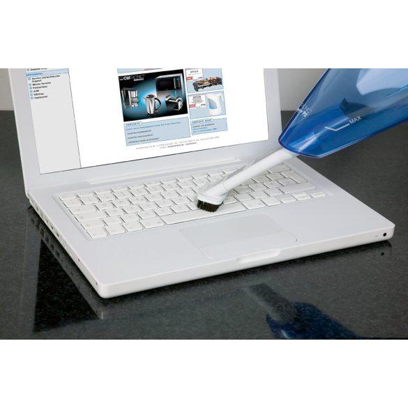 Clatronic AKS 828 fehér-kék Morzsaporszívó