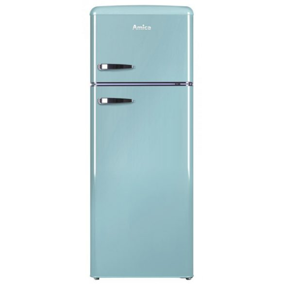 Amica KGC 15632T Retró Hűtő