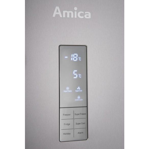 Amica FD4328.3DFX Felülfagyasztós hűtőszekrény