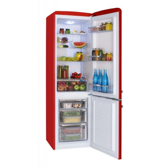 Amica FK2965.3RAA Retro Kimbinált hűtő