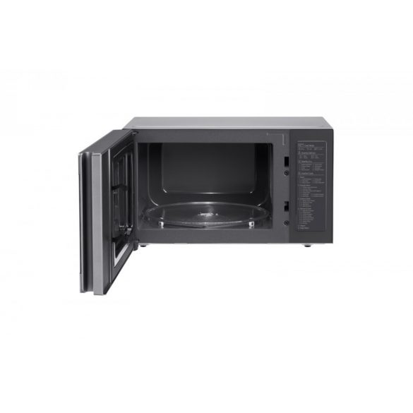 LG MH6565CPS Grilles mikrohullámú sütő