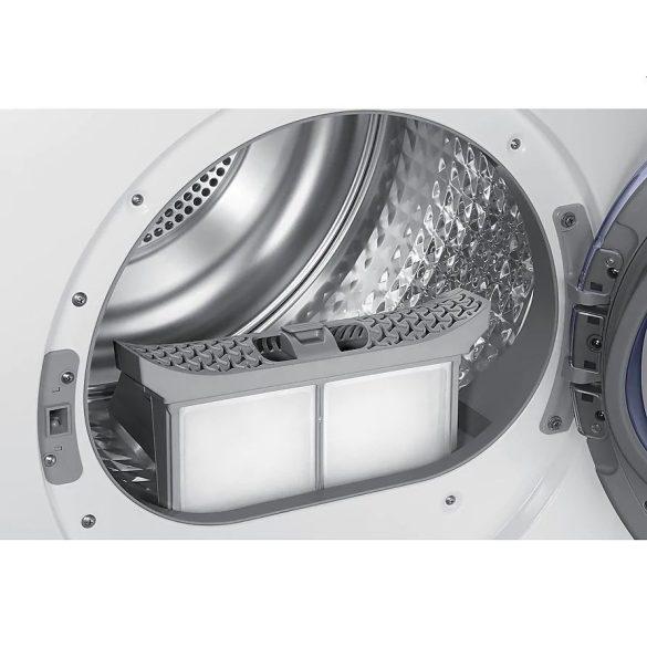 Samsung DV80N62532W/LE szárítógép OptimalDry technológiával
