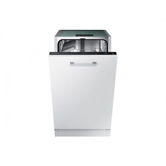 Samsung DW50R4040BB/EO Beépíthető keskeny mosogatógép