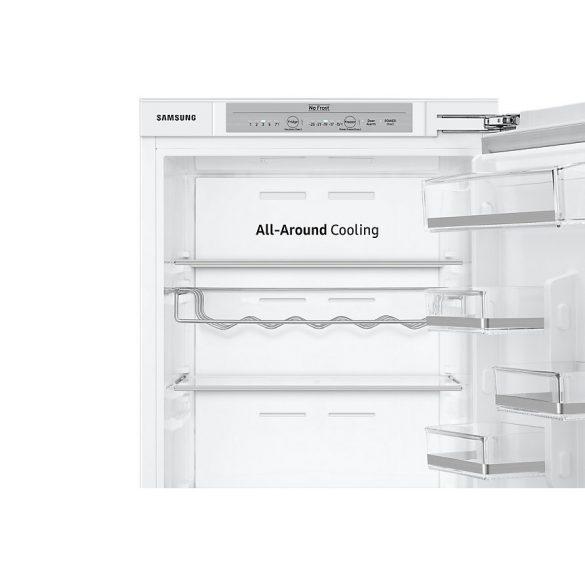 Samsung BRB260130WW/EF Beépíthető Kombinált hűtőszekrény