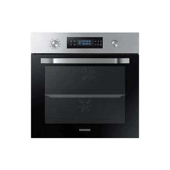 Samsung NV66M3531BS/EO beépíthető sütő Dual Cook technológiával