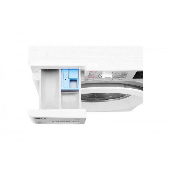 LG F4J5VY3W  A+++ -20% energiaosztályú, 9kg kapacitású mosógép