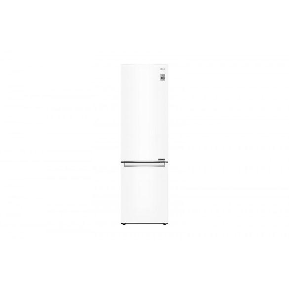 LG GBB72SWEFN alulfagyasztós hűtőszekrény Lineáris Inverter Kompresszorral